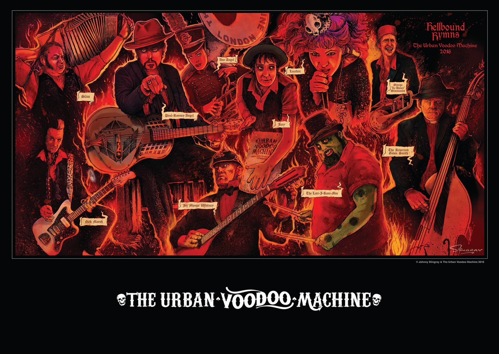 Urban Voodoo Machine